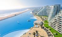 A világ legnagyobb medencéje – 8 hektár