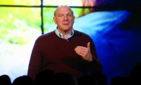 Steve Ballmer nyitóbeszéde képekben – CES2009 keynote