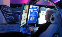 Gravitonus – Ergonómikus űrszekér az Intel standon – CES2009