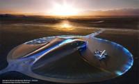 Spaceport America – Az első űrrepülőtér alapköletétele