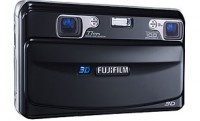 3D-s fényképezőgép a Fujifilm-től