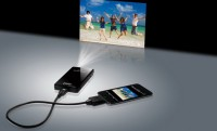 Pici projektor, erős vetítés – Microvision SHOWWX+