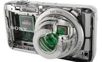 Egyszerre készít fotót és videót a szupervékony Sony Cybershot TX-55