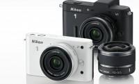 Nikon 1 J1 és V1 cserélhető objektíves tükör nélküli fényképezőgépek