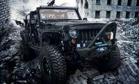 Megnyerhető a felfegyverzett Call of Duty Black Ops terepjáró