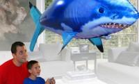 AirSwimmers: távirányítható repülő cápa