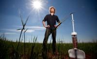 Kizöldíti a sivatagot az AirDrop