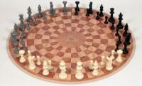 Szövetkezések, árulások és dupla bemattolás a háromszemélyes sakkban
