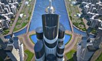 1+ km magas Bábel torony épül Azerbajdzsánban