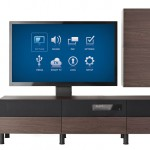 Lapraszerelt TV az IKEA-tól: Uppleva