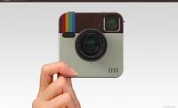 Nyakbaakasztható Instagram kamera hipstereknek