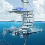 SeaOrbiter: 12 milliárdból épül az 1000 tonnás óceánkutató öko-halálcsillag