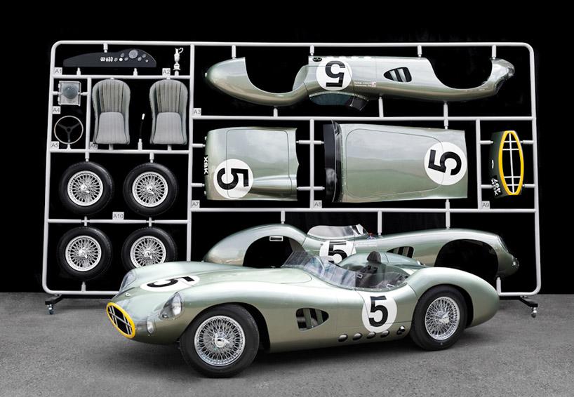 Az 1959-ben győzelmet aratott Aston Martin ... 335937093e