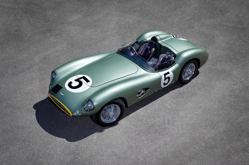 A kirakható Aston Martin életnagyságú darabjai síkban kiterítve egy  hatalmas 6 2652939a32