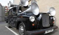 A Sound Taxi együtt lüktet Londonnal