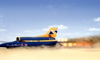 Bloodhound: 0-1600 km/h 42 mp alatt