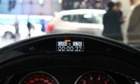 Gyorsulási infók a BMW M kormánykeréken