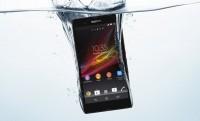 Sony Xperia Z: full HD + vízálló