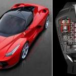 Hublot LaFerrari luxusóra egy Ferrari áráért