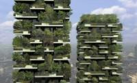 Függőleges erdő Milánóban