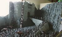 Életre kel a Helm-szurdoki csata 150.000 LEGO-kockából