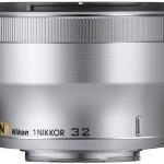 1 NIKKOR 32mm f/1.2 portréobjektív