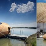 Exbury Egg: 1 évig lesz tojáslakó a brit művész