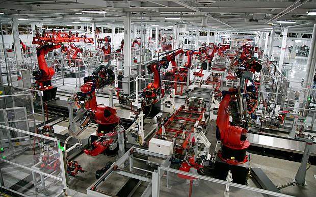 Tesla-multi-tasking-robots
