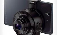 Okostelefonokkal párosítható objektív-kamerák a Sony-tól: DSC-QX10 + DSC-QX100