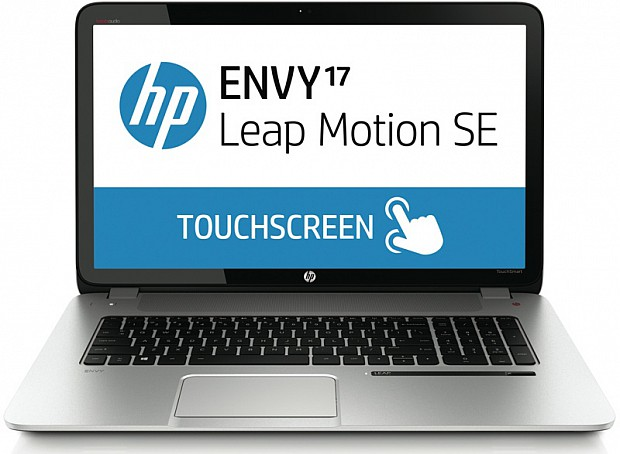 HP Envy17 leap motion sverige