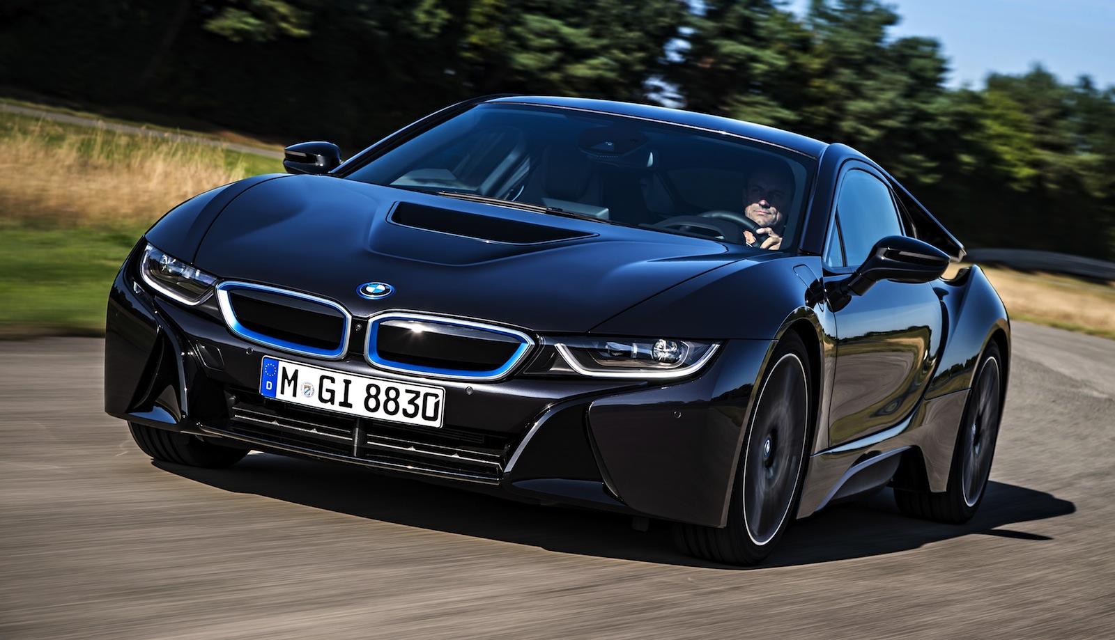 画像 未来の車?いえ、現実の車です。bmw「i8」 Naver まとめ