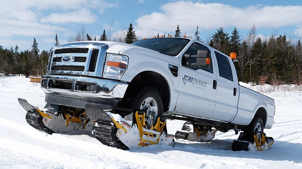 Truck-track-system-on-Ford-F250-889x500