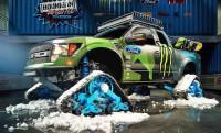 Ford F -150 RaptorTRAX – Ken Block új játékszere