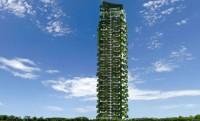 Rekordmagas függőkert épül Sri Lankán