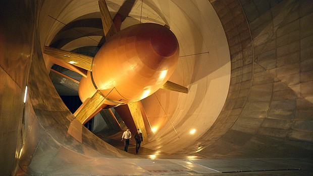 GM Wind Tunnel