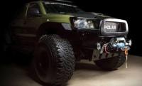 Toyota Tacoma Polar: 9500 km egy tankolással – Irány a Déli-sark!