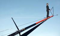 Like a Boss – Alex Thomson fejese a 30 méteres árbocról