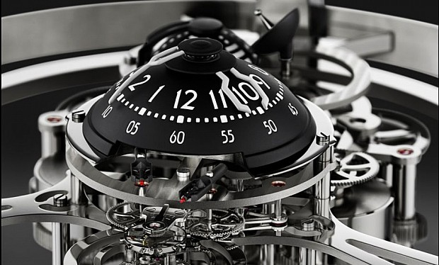 Starfleet-Machine-clock-BaselWorld