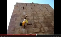 Assassin's Creed Level 9000 parkour