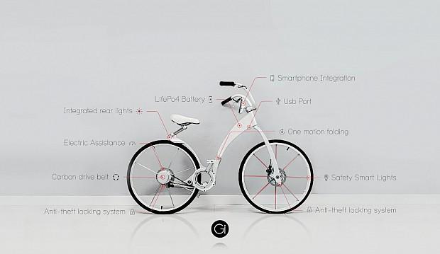 GI-E-Bike