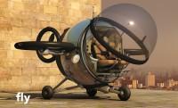Fly Citycopter – érkeznek a Vissza a Jövőbe 2. repülő autói?