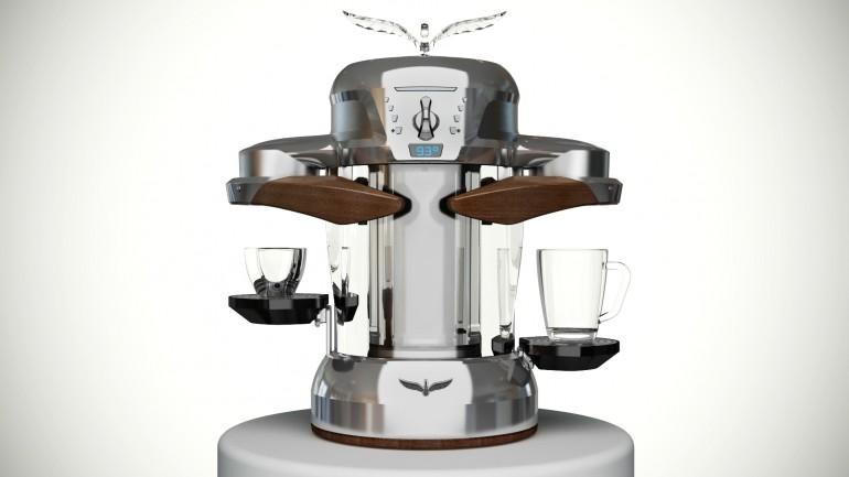 Amerikai kávéfőző