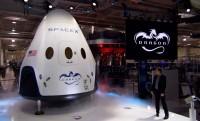 Elon Musk hamarosan beizzítja a SpaceX Dragon V2 űrtaxijait