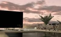 940 cm-es képátló VB nézéshez 385 millióért