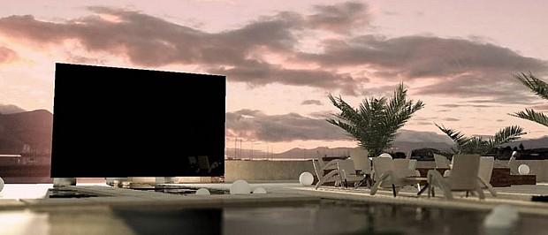 Titan Zeus 370 a világ legnagyobb TV-je