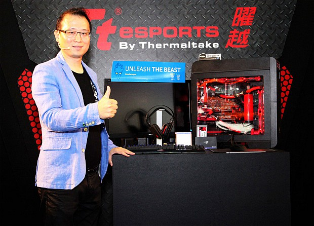 Thermaltake-Group-unveil One-Thermaltake-Gaming-Solution to-the-world