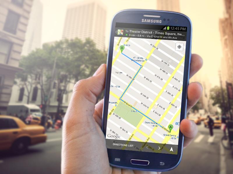 Google Maps Offline Modban Roaming Es Adatforgalom Nelkul Ok