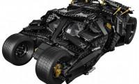 Életre kelti a LEGO az új Batmobilt