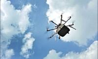 Pizzakiszállítás drónokkal Oroszországban