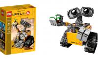 LEGO Wall-E tízezer támogatóval